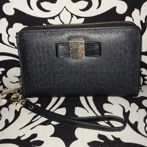 Ivanka Trump Black Wallet